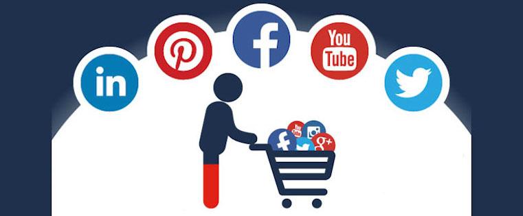 ¿Con cuáles redes sociales debería conectar mi tienda online?