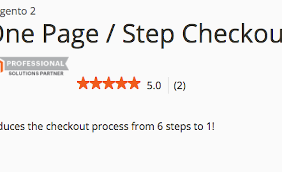 Optimizando el Checkout en Magento de 6 pasos a 1