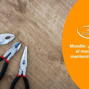Moodle: ¿Qué es el modo de mantenimiento?