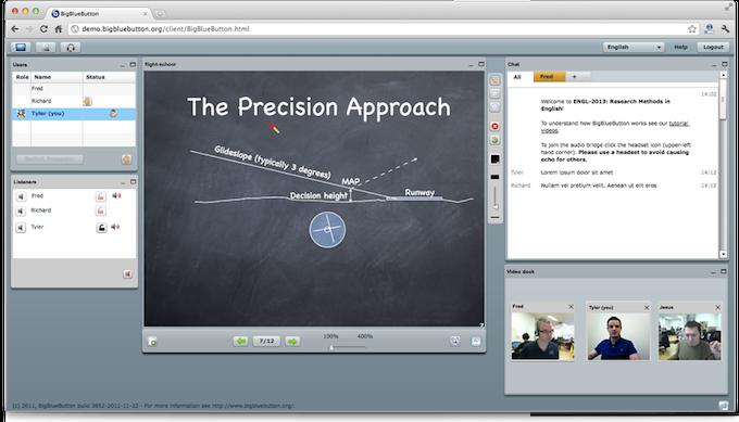 ¿Cómo realizar video conferencias en directo en Moodle?