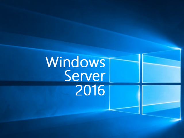Servidores Dedicados Windows Server 2016 – Características y Versiones
