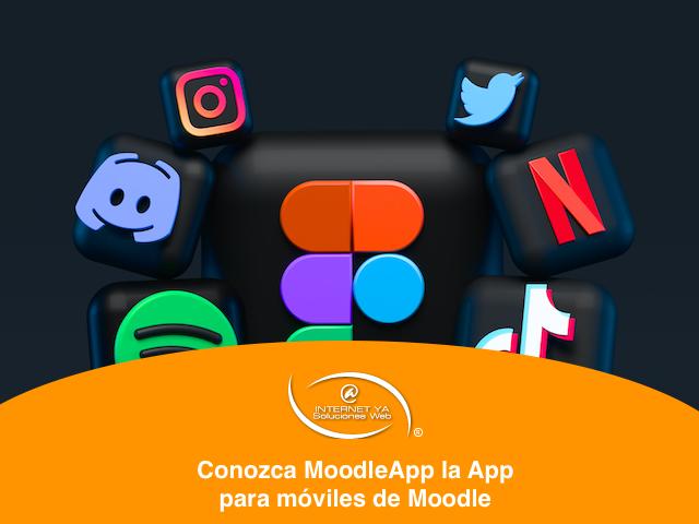 Conozca MoodleApp la App para móviles de Moodle