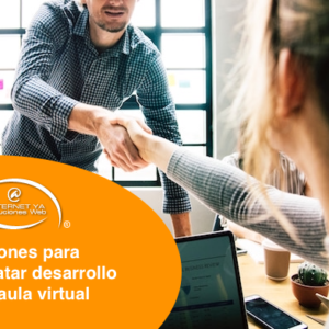 5 razones para subcontratar desarrollo de su aula virtual
