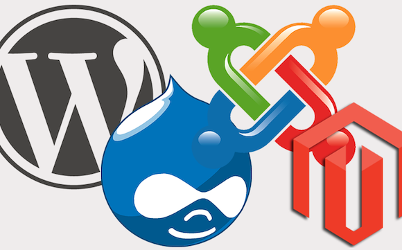 ¿Cuál CMS usar para la página Web de mi empresa: WordPress, Joomla o Drupal?