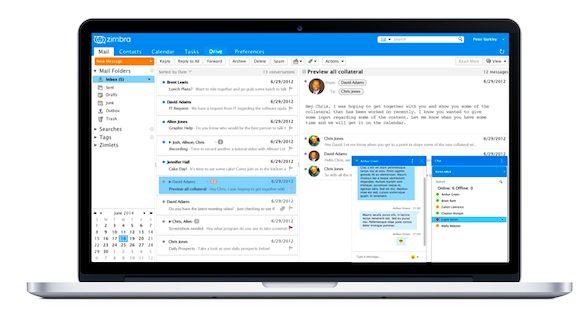 ¿Qué hace que el hosting de correo electrónico de Zimbra sea seguro?