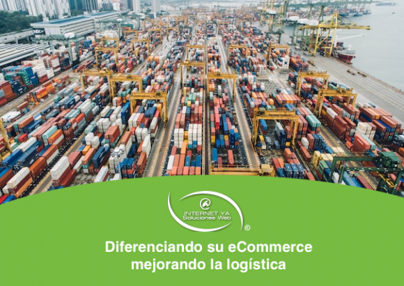 Diferenciando su eCommerce mejorando la logística